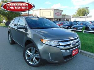 2013 Ford Edge LIMITED NAVI, CAM DVD
