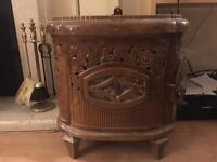 Wood burning stove / woodburner