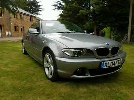BMW Convertible 3 Series Automatic 2dr 2.0L Petrol **Low Mileage+1 Year MOT+2 Keys**
