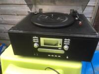 Record player/recorder