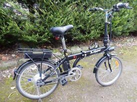 Adult Folding Electric Bike
