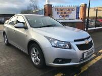 Chevrolet Cruze. 1.6 2011, good family car, clean & tidy, prices to sell. Call.