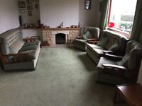 2 seater Sofa and 3 seater Sofas with 2 Armchairs