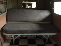 Rock and Roll Bed Fits VW Splitscreen with Cushions - MAKE ME AN OFFER!