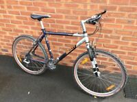Scott Vail Gents / Mens Mountain Bike 24 Speed Rock Shox
