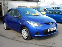 2009 Mazda 2 1.4 diesel with only 50000 miles, motd april 2018 only £30 a year tax