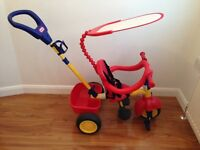 Little Tikes 3-in-1 trike / tricycle - used but in great condition