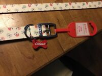 Cath Kidson new large floral collar and lead