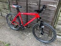 Claud butler stone river mountain bike
