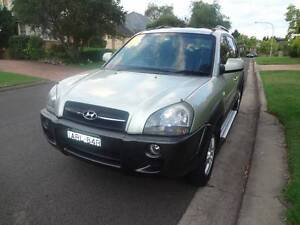 2004 Hyundai Tucson SUV West Pennant Hills The Hills District Preview