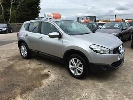 Late 2010 Nissan Qashqai 1.5 DCI Diesel **Full History** (FINANCE AND WARRANTY) *rav4,crv,juke)