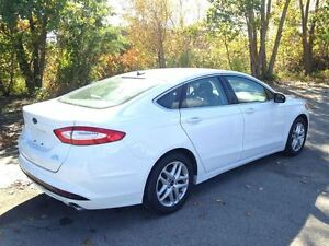 2014 Ford Fusion SE  ECOBOOST  LEATHER  BLUETOOTH  SYNC  68,671K Cambridge Kitchener Area image 7
