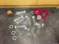Hamster tubes & other bits