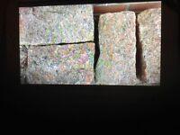 Portuguese red granite sets for sale