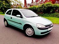 EXCELLENT CORSA * LOWLY PRICED * LOW MILEAGE * MECHANICALLY SOUND
