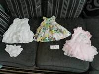 Baby clothes dress ballernia knickers