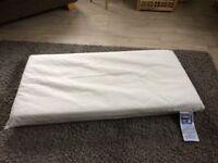 ***FREE***Cot mattress 60 x 120cm