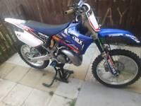2006 yz250 2 stroke