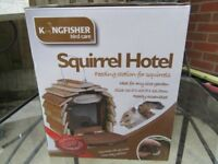 Sqirrel Hotel new boxed
