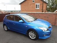 2010 HYUNDAI I30 CRDI{30 pounds tax,cheap vrt,excellent car and value}