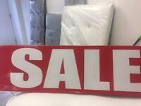 Double Head boards kingsize and beds SALE ❌
