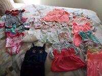9-12mths Summer Clothing Bundle