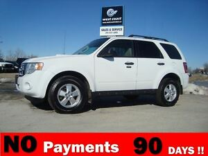 2010 Ford Escape XLT 4WD 3.0L *Local SUV/Priced to sell**