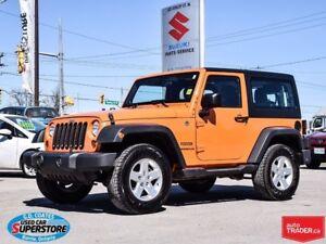 2012 Jeep Wrangler Sport 4X4 HardTop ~It's a Jeep ;)