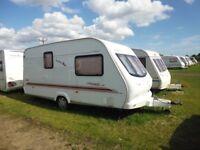 Eldiss Odyssey 482 2001 2 Berth Caravan