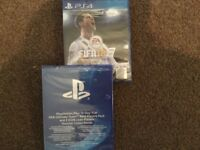 Fifa 18 brand new sealed and fifa ultimate team rare players pack brand new sealed