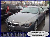 2004 BMW 6 Series 645Ci CONVERTIBLE