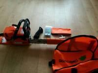Timberpro chainsaw (petrol)
