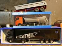 Selection of models