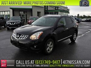 2013 Nissan Rogue Special Edition AWD | Sunroof, Bluetooth