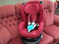 MAXI-COSI TOBI RED ROBIN 9-18 KG CAR SEAT NEW WITH TAGS 2016 MODEL