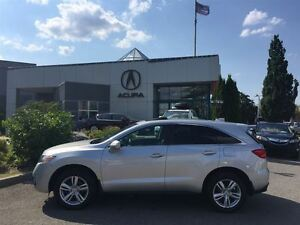 2013 Acura RDX TECH AWD NAVI ACURA CERTIFIED PROGRAM 7 YEARS 130