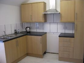 1 Bed first floor flat, St. Day.