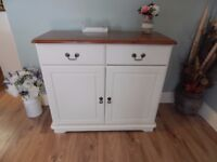 SIDEBOARD / CUPBOARD , PINE , FARMHOUSE , SHABBY CHIC