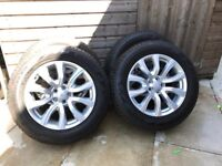 "18"" Range Rover Evoque Alloys 5x108"