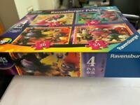 Ravensburger Puzzle for 3+