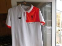 LIVERPOOL FC TOPS £10 EACH OR BOTH FOR £15