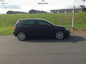 VW GOLF GT TDI 2009