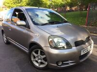 *Immaculate 2002 Toyota Yaris T Sport Low Miles*