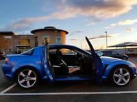 Mazda RX8 low mileage!