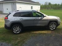 2014 Limited Jeep Cherokee