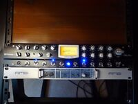 ADL 700 A Class Preamp channel strip with EQ and Compressor / LIKE NEW / used only for one session