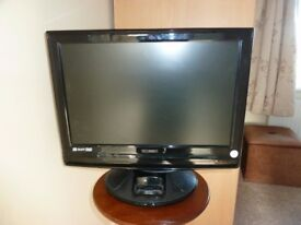 "19"" Technika Television.Remote control.HD Ready.DVD.USB port."