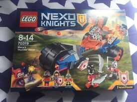 Lego nexo Knights set (new)