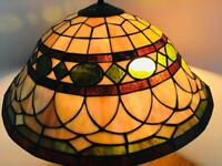 Very large Tiffany Lamp