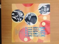 Back on the Right Track Baby - Kent Records Soul Sampler (1989), vgc £10